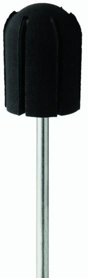 Gummiträger, Mittlere Verzahnung, 13 mm