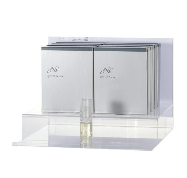 Displaybestückung Eye Lift Serum 8 x 5 ml + 1 Tester