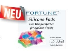 Fortune Silicone Pads, 1 Paar