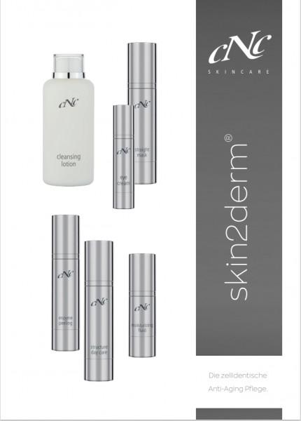 skin2derm Produktinfobroschüre