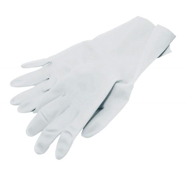 Handschuhe Nitril weiss, puderfrei, Größe M, 100 Stk.