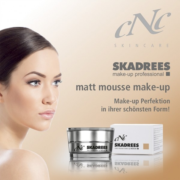 Setkarte Skadrees Matt Mousse Make-up