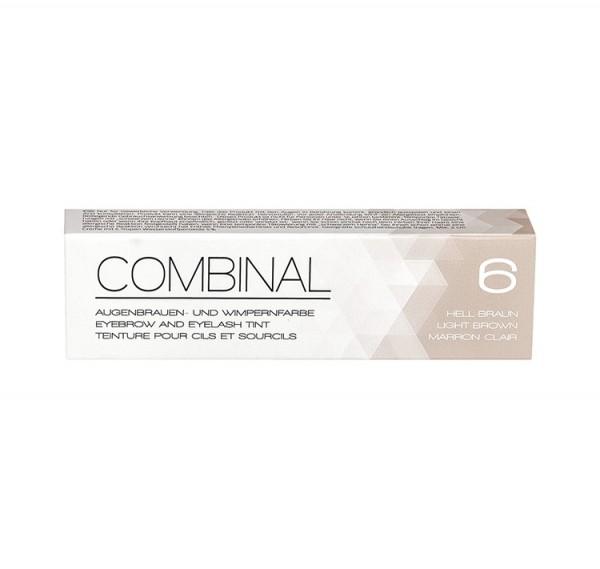COMBINAL Wimpernfarbe hellbraun, 15 ml