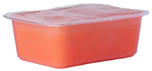 Paraffin, peach, orange, 2 x 500 g