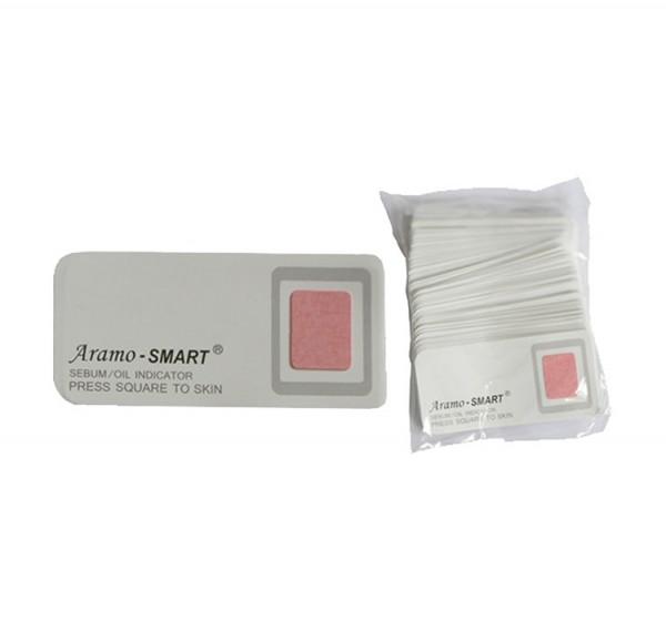 Sebum-Blättchen für CNC Hautanalysegerät, 100 Stk.