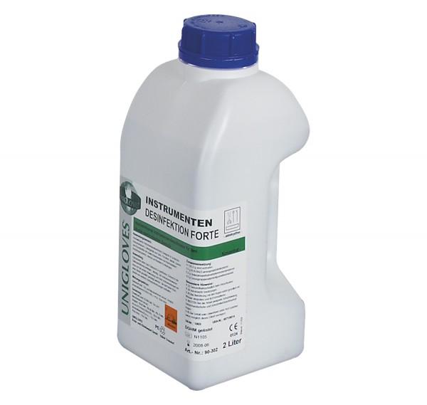 Instrumenten-Desinfektion Forte Plus, 2000 ml