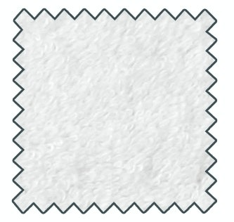 Knierollenbezug, Farbe weiß