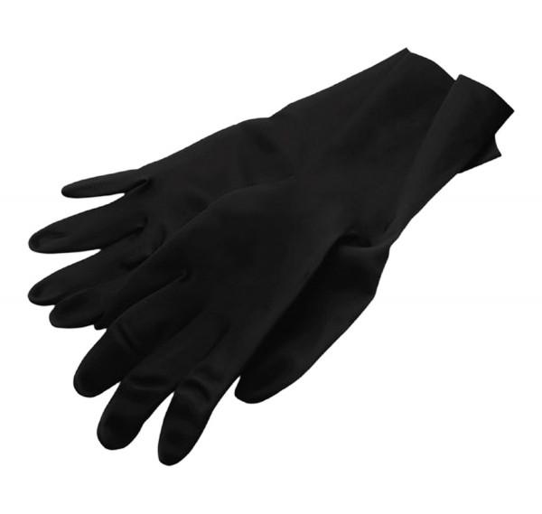 Handschuhe Nitril schwarz, puderfrei, Größe S, 100 Stk.