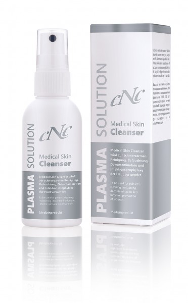 Plasma Solution, Medical Skin Cleanser, 75 ml
