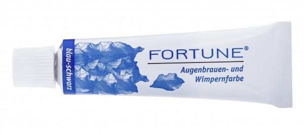 Fortune Wimpernfarbe blau-schwarz, 15 ml