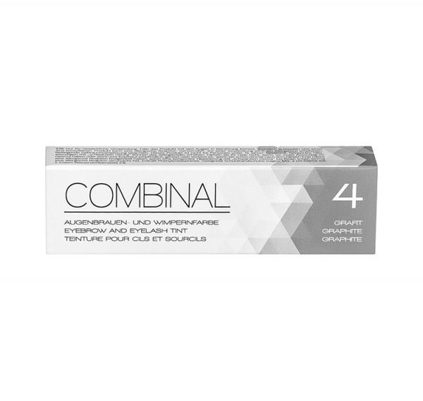 COMBINAL Wimpernfarbe grafit, 15 ml