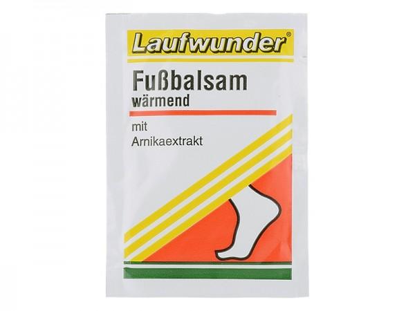 Laufwunder Fußbalsam, wärmend, Probe, 3 ml