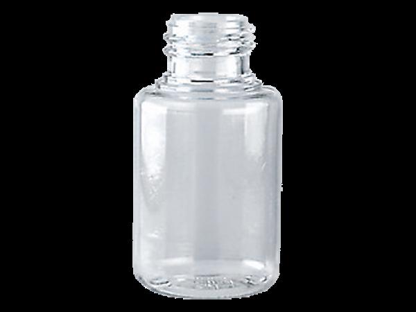 Kosmetik-Flasche, Kunststoff klar, 30 ml