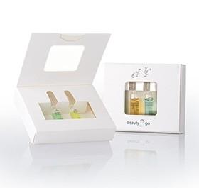 """Ampullen-Box """"Beauty 2 go"""", leer (für 2 Ampullen)"""