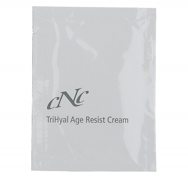 aesthetic world TriHyal Age Resist Cream, 2 ml, Probe