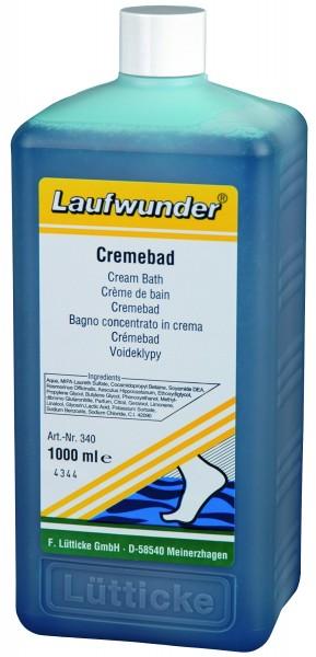 Laufwunder Cremebad, 1000 ml