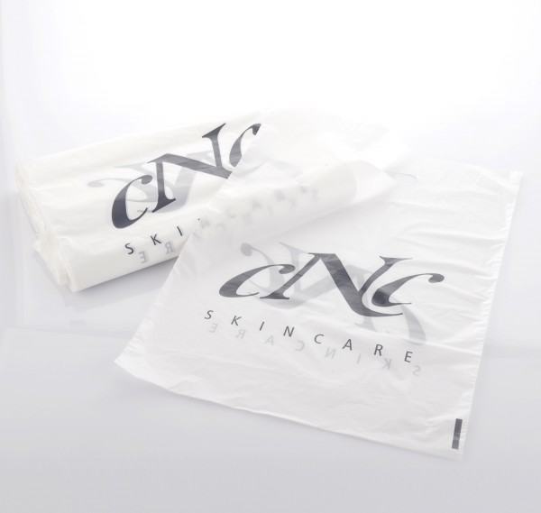 CNC Plastiktragetasche 100 Stk. (1 Pack VE)