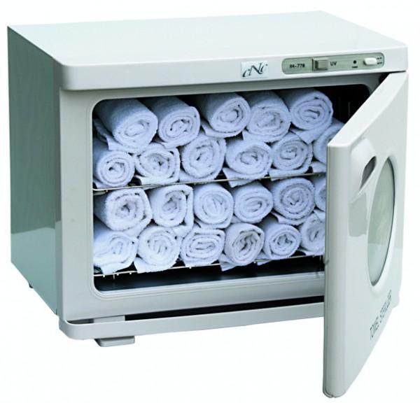 Hot Cabinet, ohne Kompressen