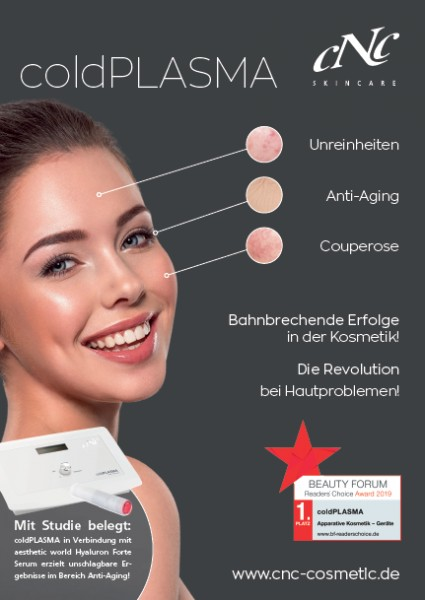 Poster A1 CNC coldPlasma