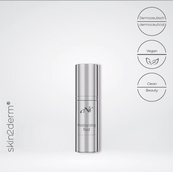 skin2derm Moisturizing Fluid, 30 ml
