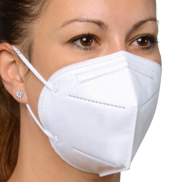 Mundschutz, Faltmaske FFP2 nach EN149