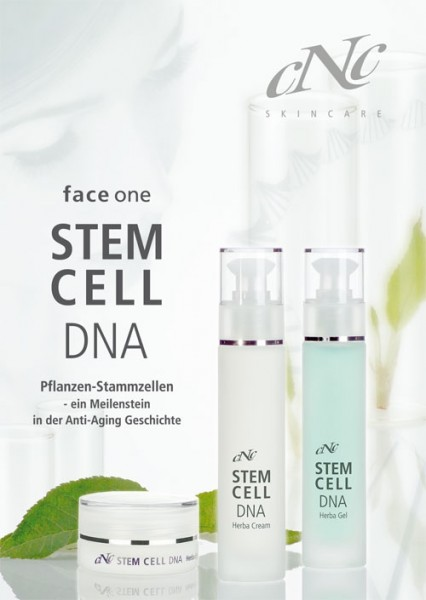 Poster A2 face one Stem Cell DNA
