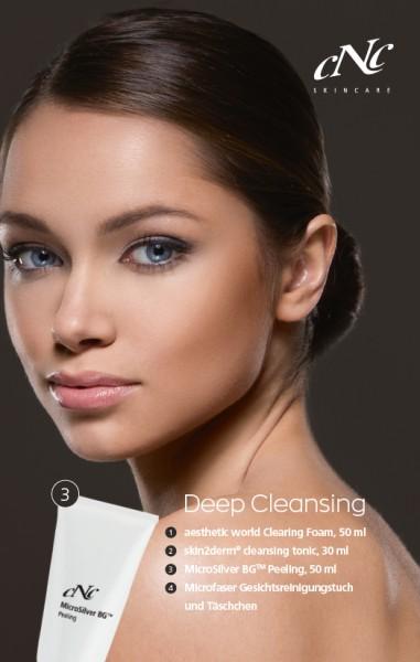 "Skincare-Kit ""Deep Cleansing"""