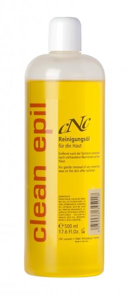 Reinigungsöl für die Haut, 500 ml
