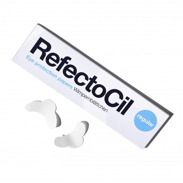 RefectoCil Wimpernblättchen, 96 Stück
