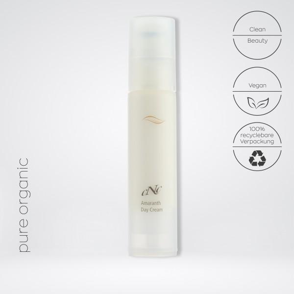pure organic Amaranth Day Cream, 50 ml