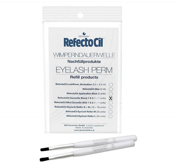 RefectoCil Eyelash Curl & Lift Refill Kosmetikpinsel, 2 Stück