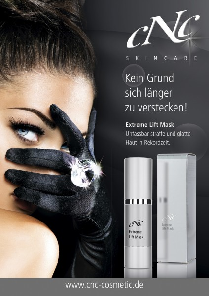Poster A1 Extreme Lift Mask
