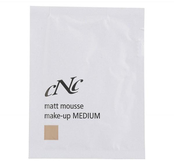 SKADREES Matt Mousse Make-up medium, 2 ml, Probe