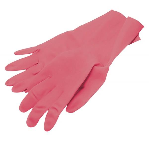 Handschuhe Nitril red, puderfrei, Größe S, 100 Stk.