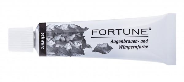 Fortune Wimpernfarbe schwarz, 15 ml
