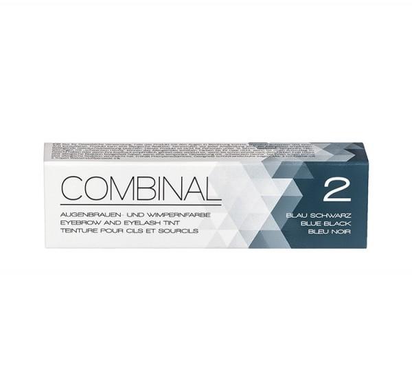 COMBINAL Wimpernfarbe blau-schwarz, 15 ml