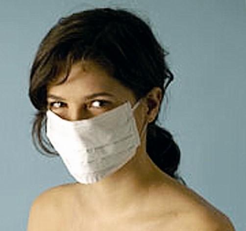 Mund-Nasenschutz, 100 Stk.