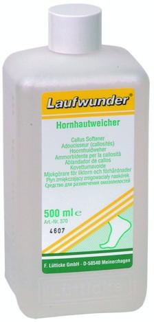 Laufwunder Hornhautweicher, 500 ml