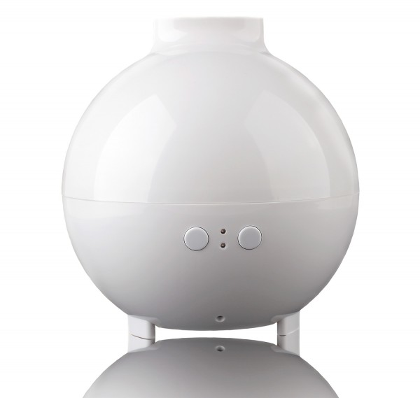 Aroma Diffusor, weiß, mit LED-Licht