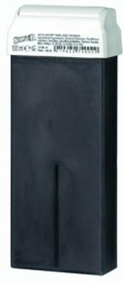 Wachspatrone, Silberwachs, 100 ml, großer Rollaufsatz