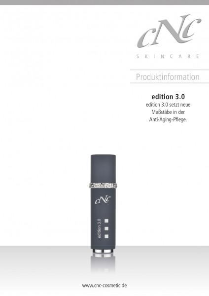 edition 3.0 Produktinfobroschüre
