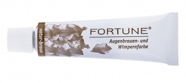 Fortune Wimpernfarbe natur-braun, 15 ml