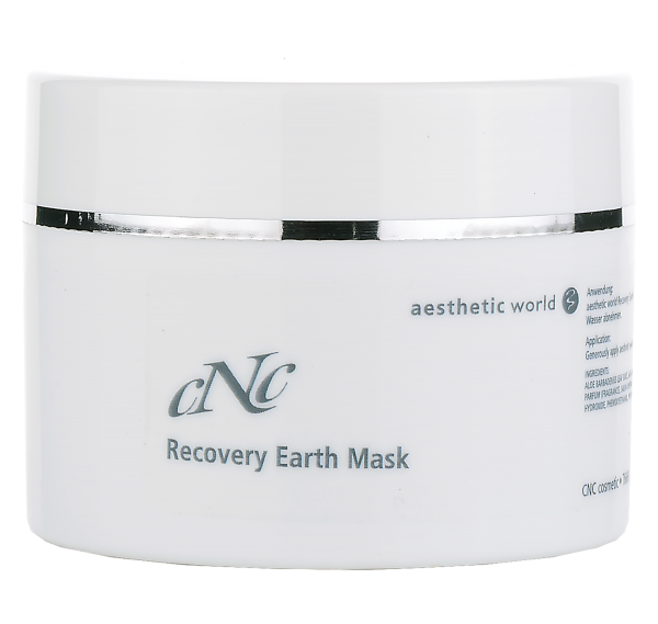 aesthetic world Recovery Earth Mask, 250 ml