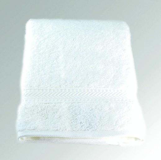 Handtuch 50 x 100 cm, weiß