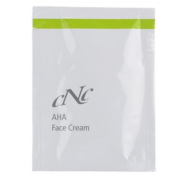 AHA Face Cream, Probe, 2 ml