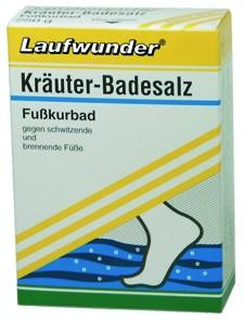 Laufwunder Kräuter-Badesalz, 250 g