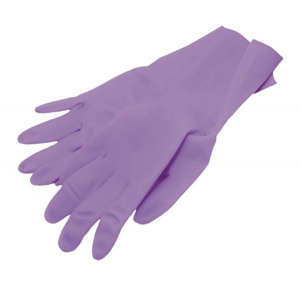Handschuhe Nitril violet, puderfrei, Größe S, 100 Stk.