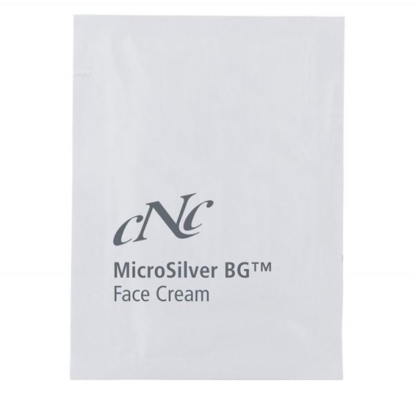 MicroSilver BG™ Face Cream, 2 ml, Probe