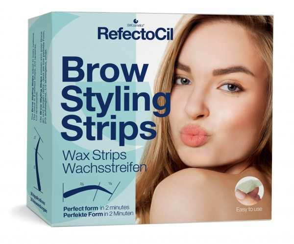 RefectoCil Brow Styling Strips 20 Anw.