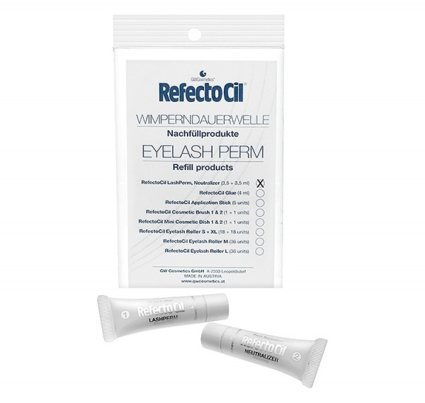 Refectocil Eyelash Curl & Lift Refill Perm / Neutralizer